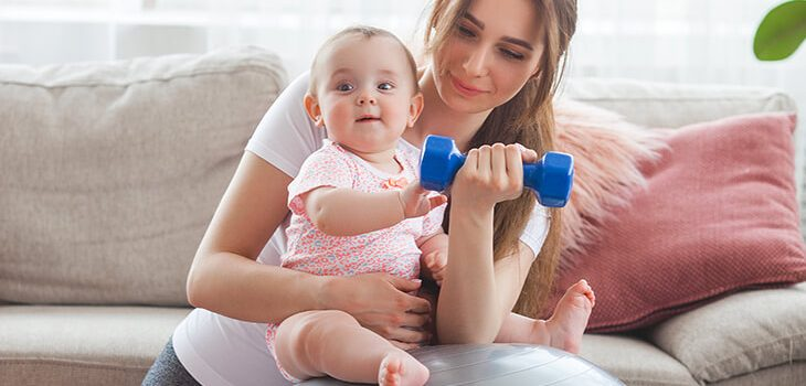 How to Lose Baby Weight After Pregnancy: 8 Effective Tips
