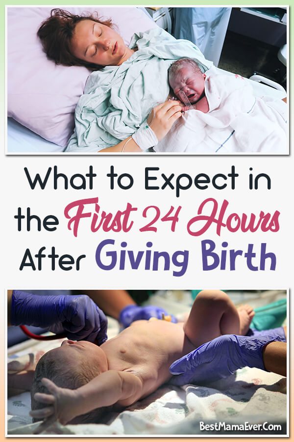 14 Surprising Things That Happen After Giving Birth